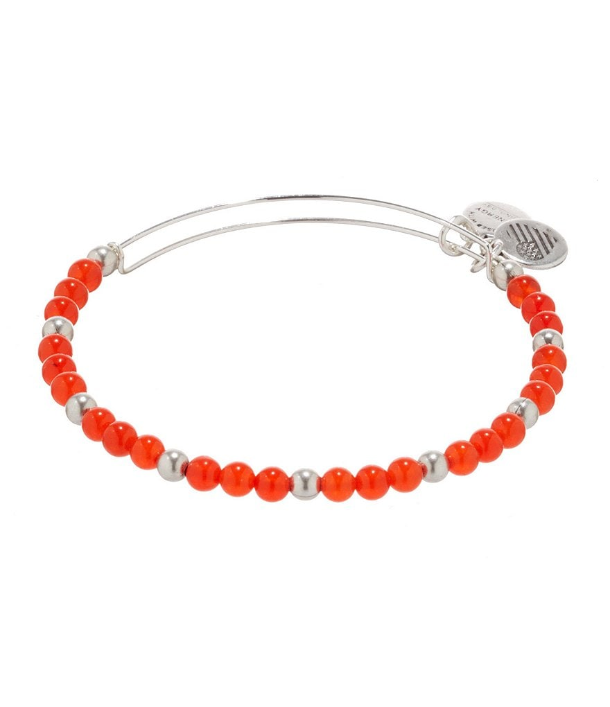 Alex and Ani Color Classics Beaded Bangle Bracelet