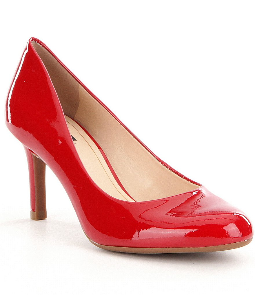 Alex Marie Dakata Patent Leather Pumps