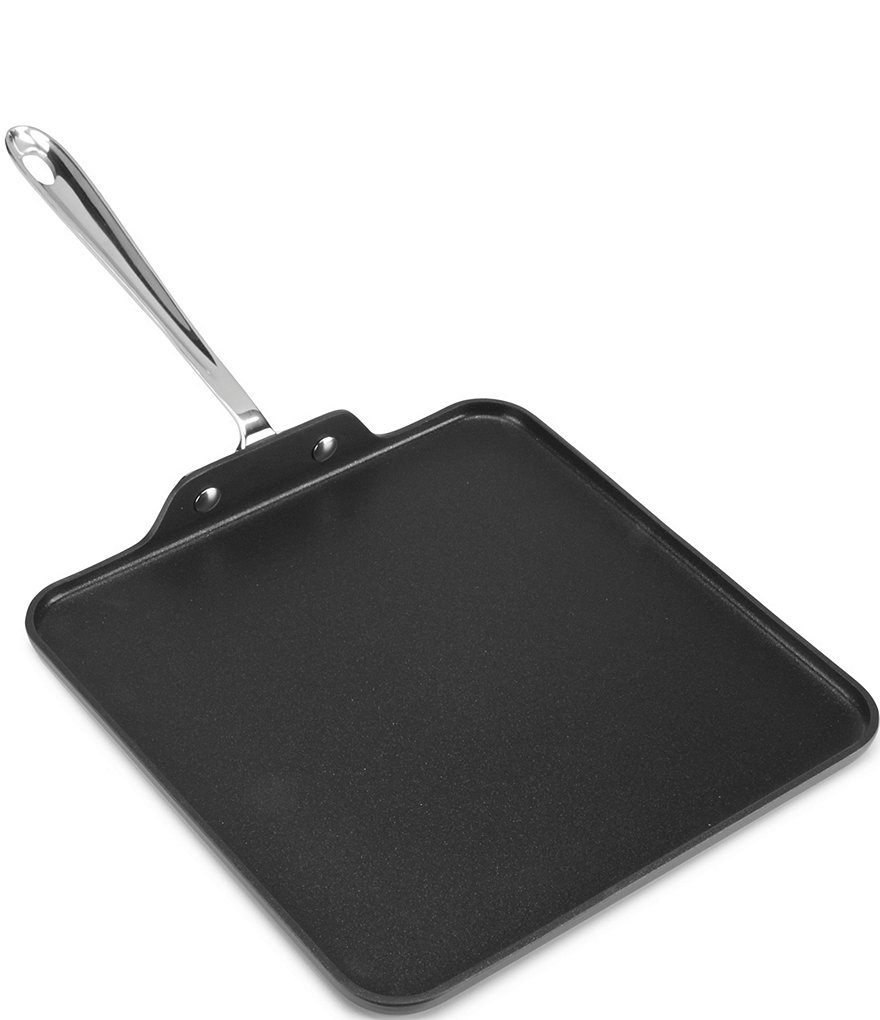 All-Clad HA1 Hard Anodized Nonstick 11 Square Griddle
