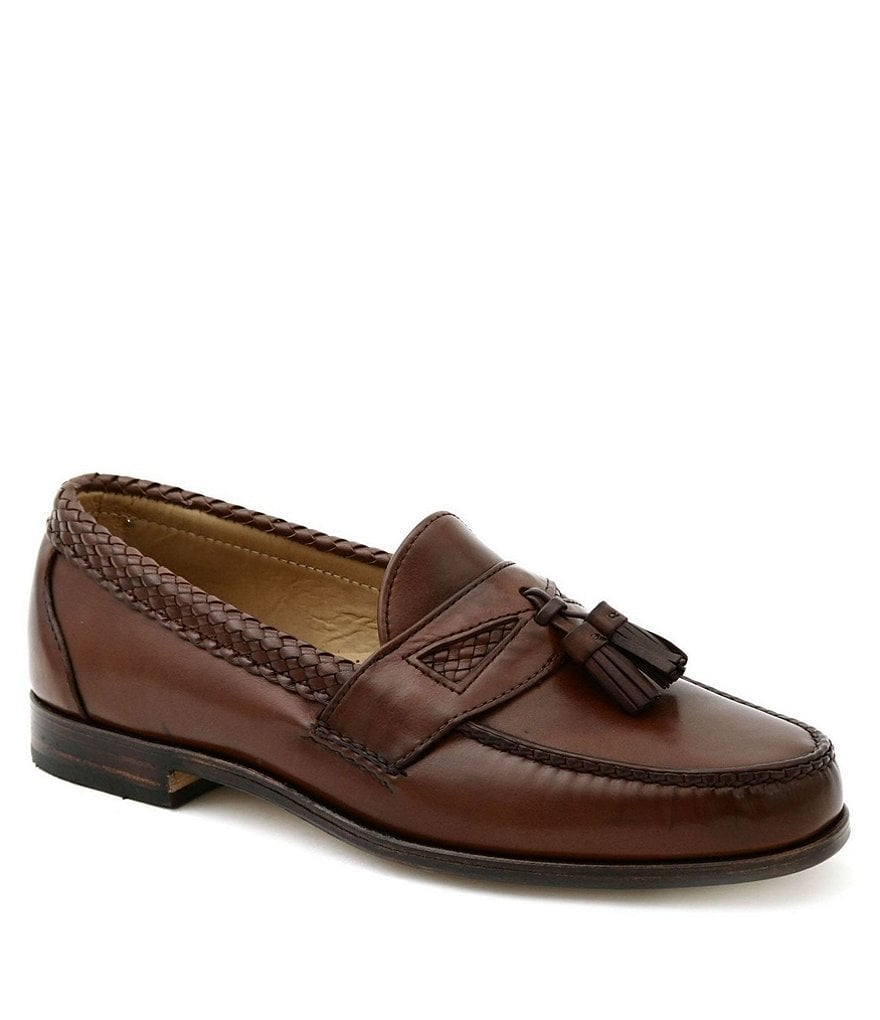 Allen-Edmonds Maxfield Leather Tassel Loafers