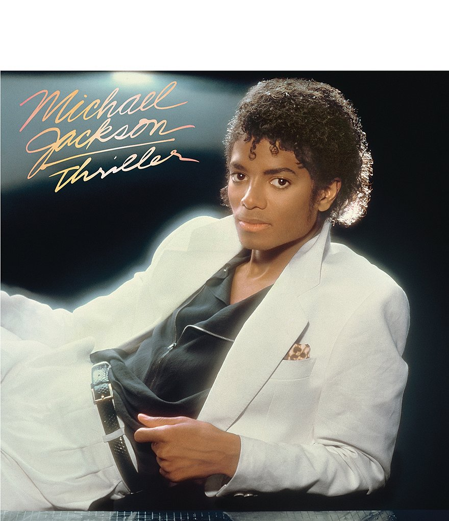 Alliance Entertainment Michael Jackson Thriller Vinyl Record