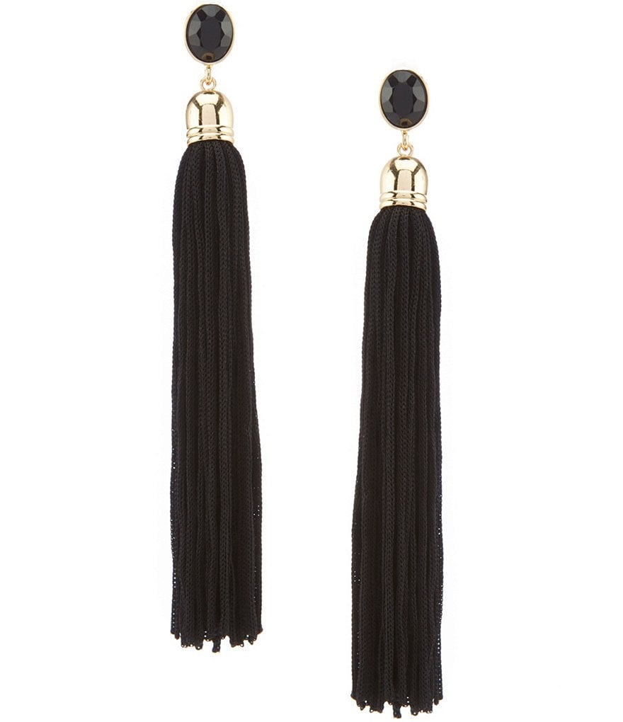 Anna & Ava Joy Statement Tassel Earrings
