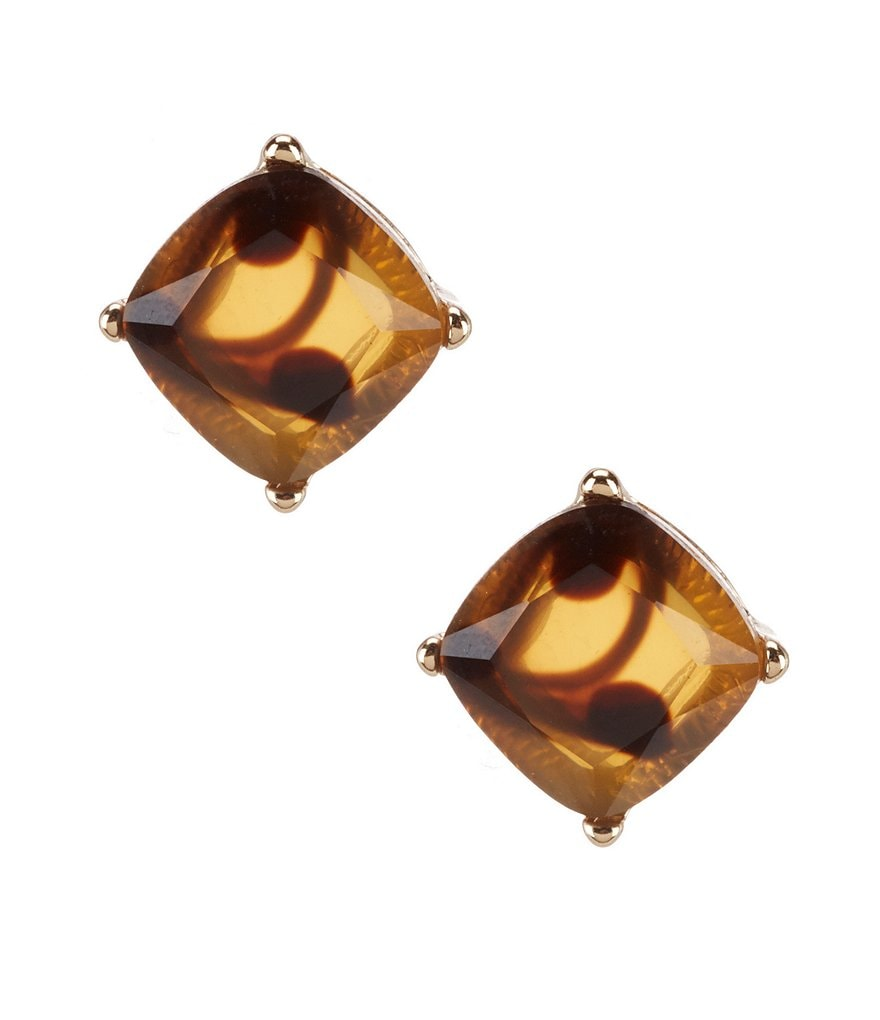 Anna & Ava Kate Tortoise Stud Earrings