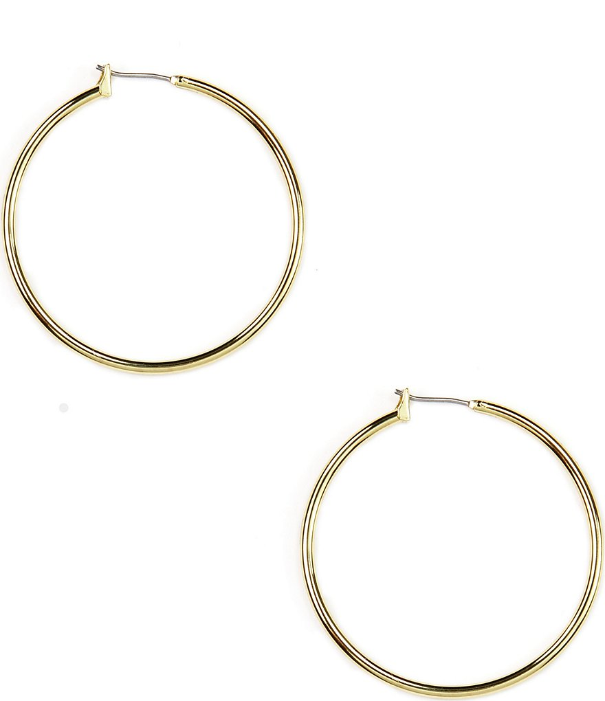Anne Klein Hoop Earrings