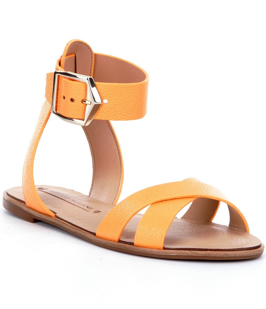Antonio Melani Duane Cross Band Sandals