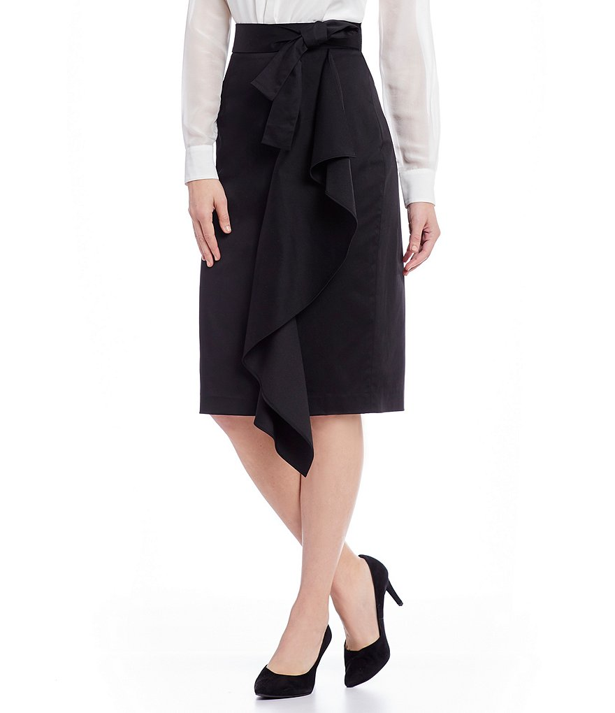 Antonio Melani Eda Sateen Skirt