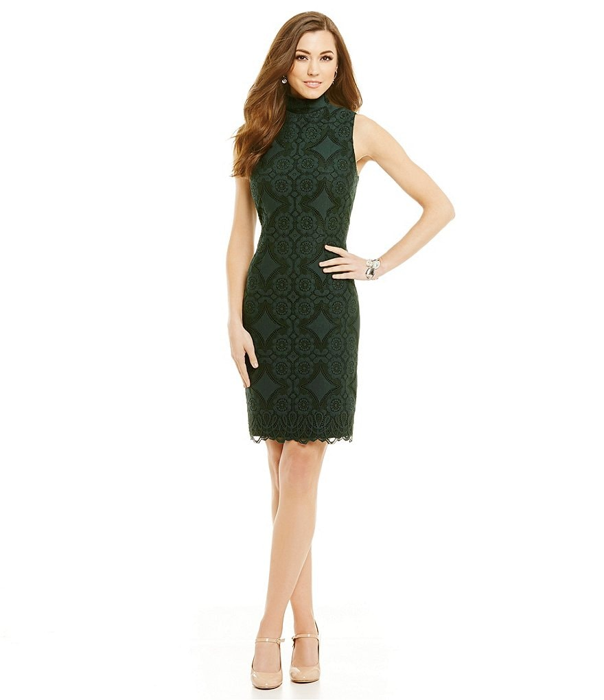 Antonio Melani Marian Lace Sheath Dress