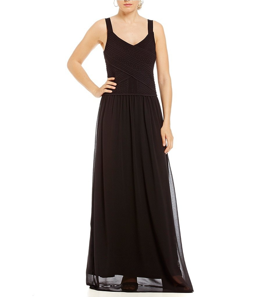 Antonio Melani Penny Knit Maxi Dress