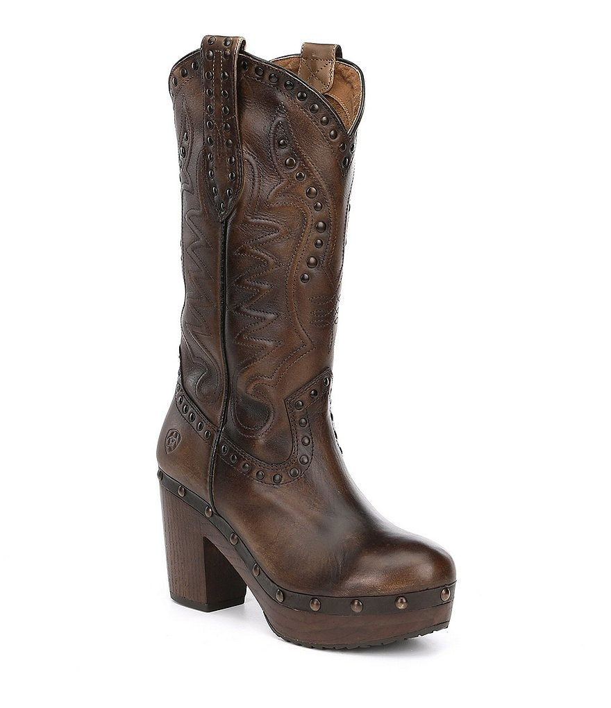 Ariat Chattanooga Block Heel Boots