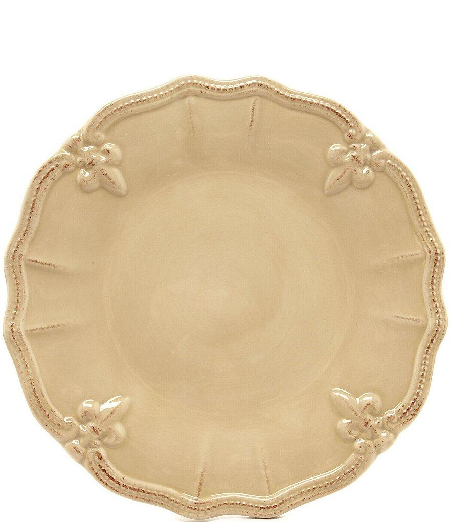 Artimino Fleur-de-Lis Earthenware Dinnerware | Dillards
