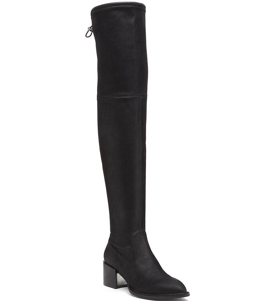 BCBGeneration Sawyar Over The Knee Stretch Boots