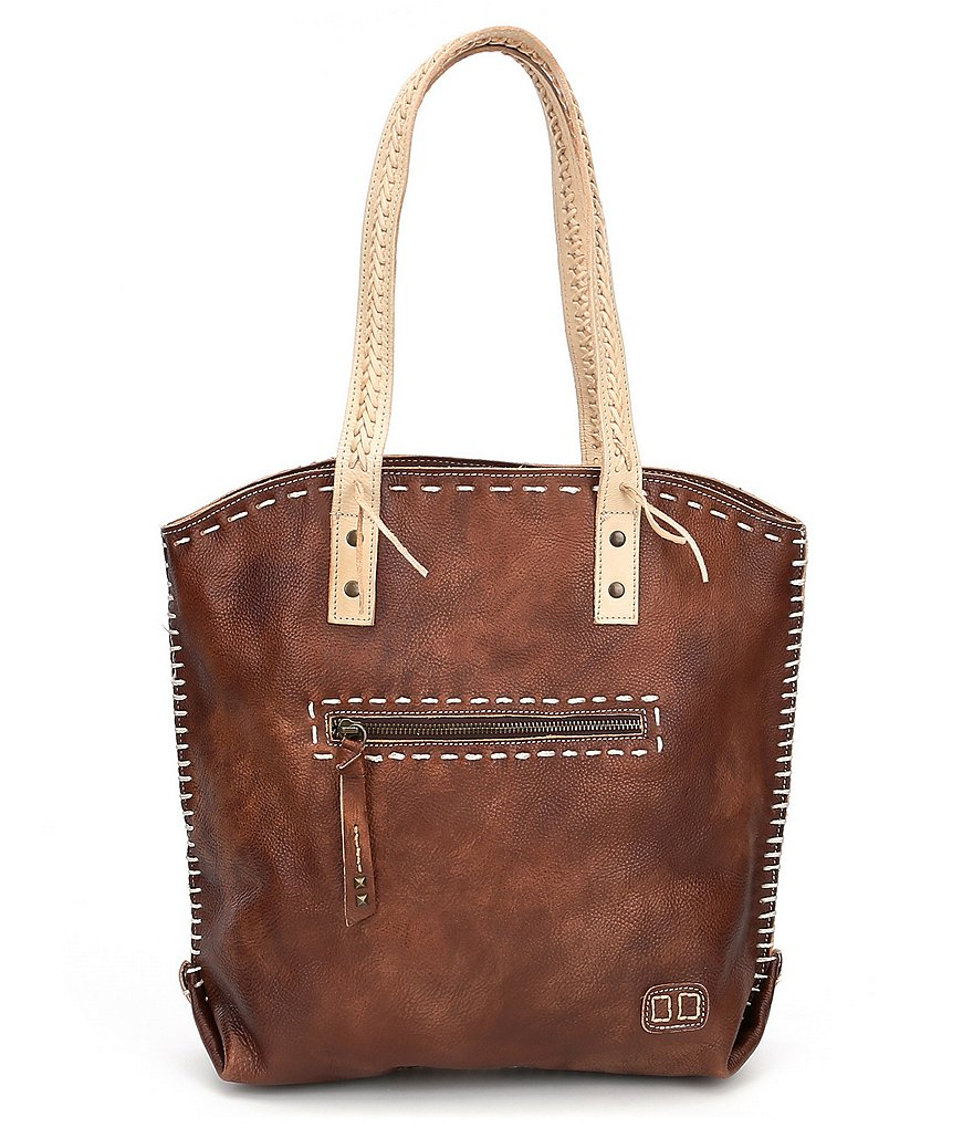 Bed Stu Barra Whip-Stitched Tote
