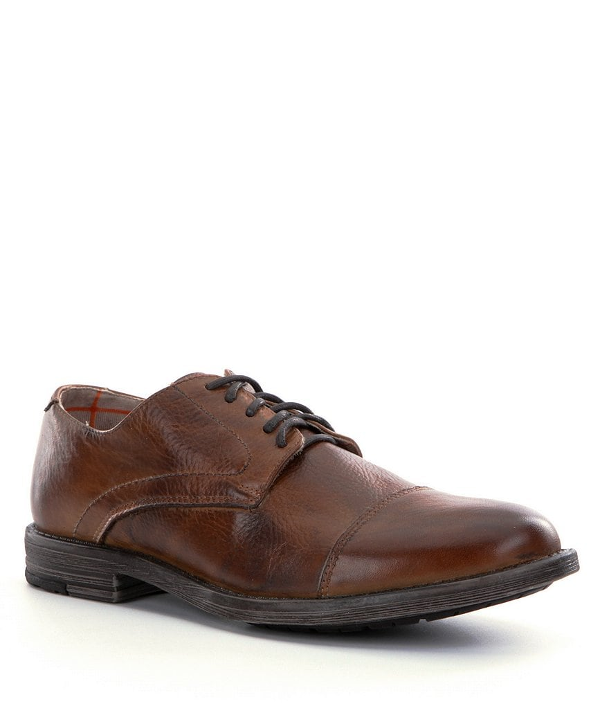 Bed Stu Donovan Cap-Toe Dress Shoes