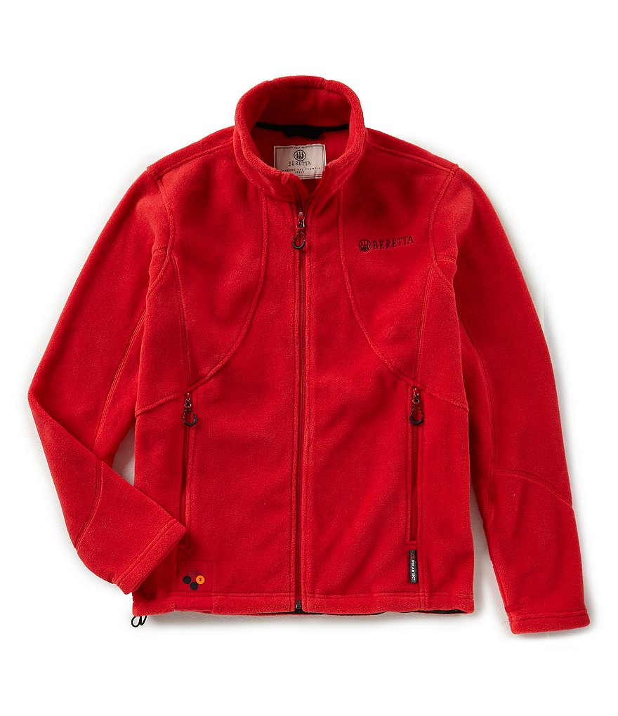Beretta Active Full-Zip Track Jacket