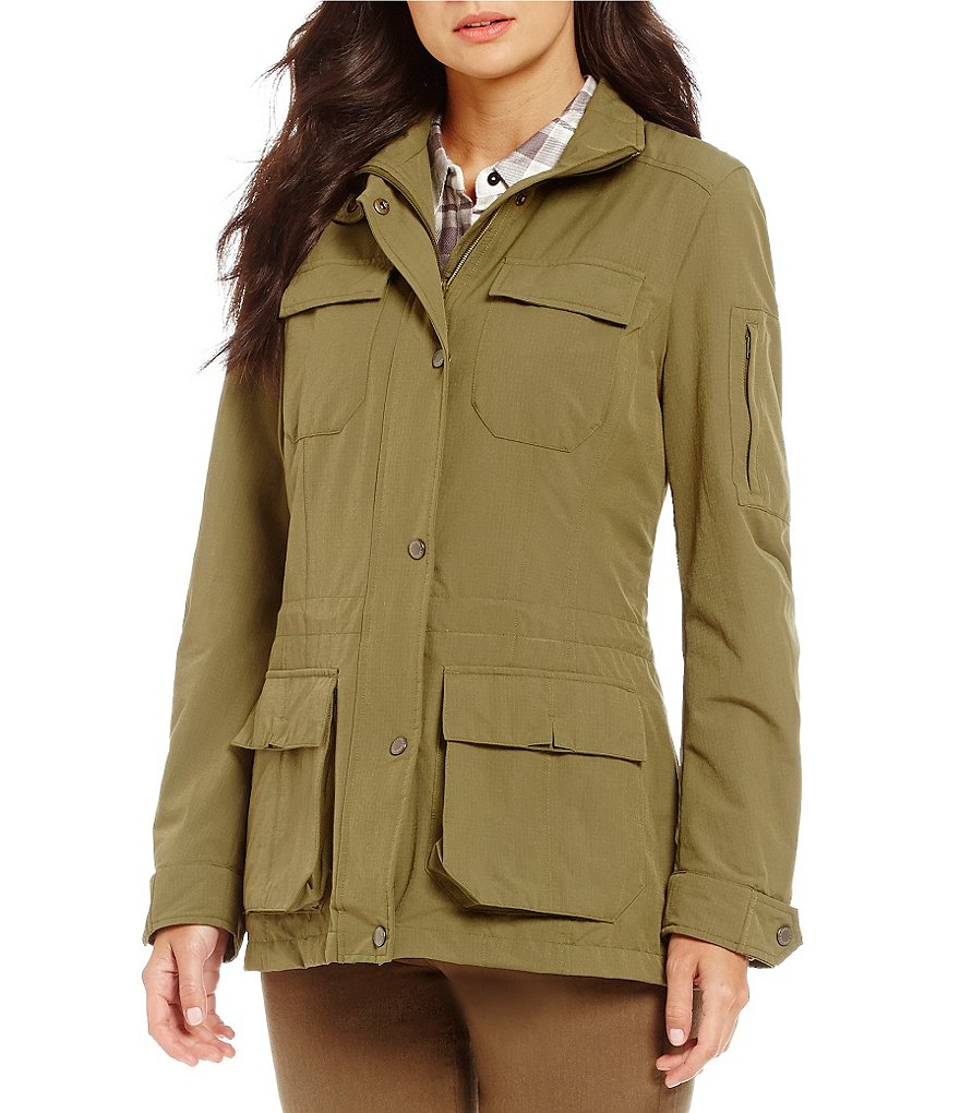 Beretta Quick Dry Flap Front Pocket Hunting Jacket