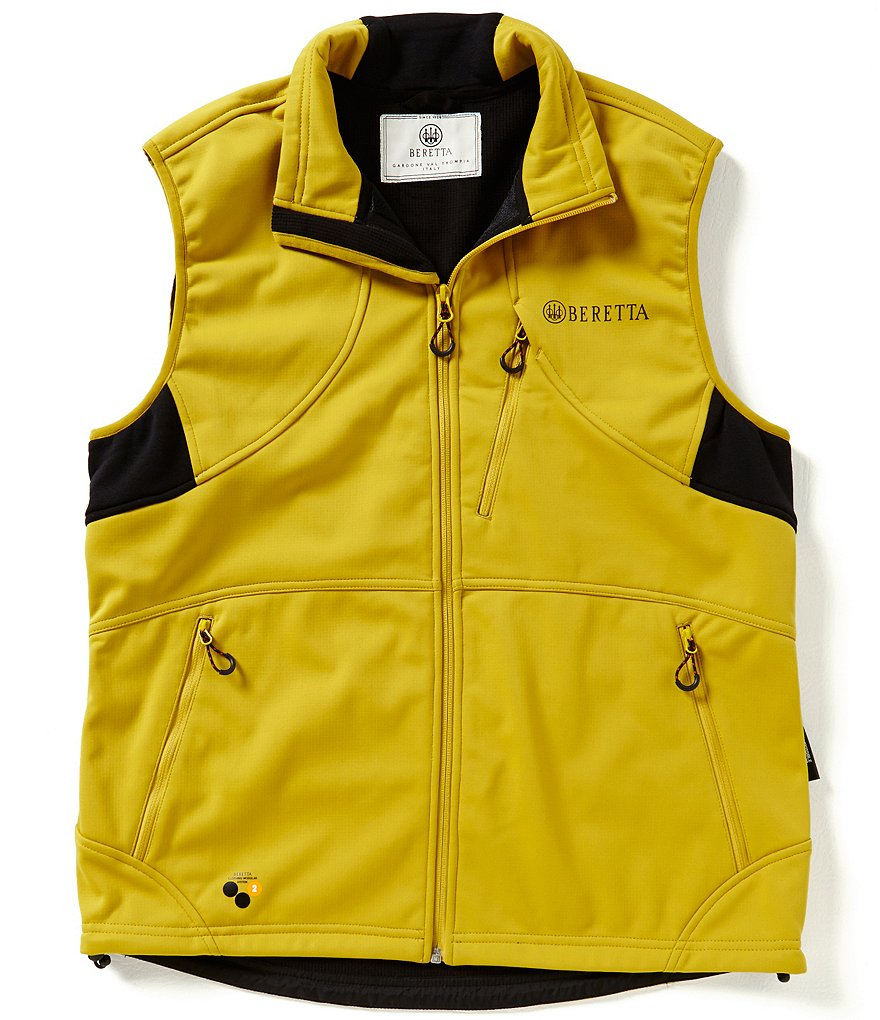 Beretta Soft Shell Fleece Vest