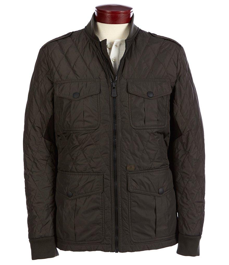 Beretta Tilia Quilted Field Jacket Dillards