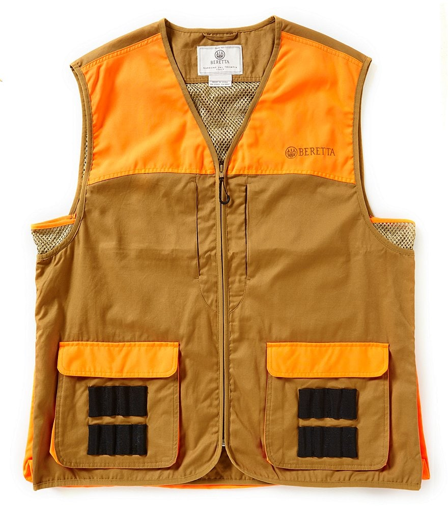 Beretta Upland Cartridge Water-Resistant Vest