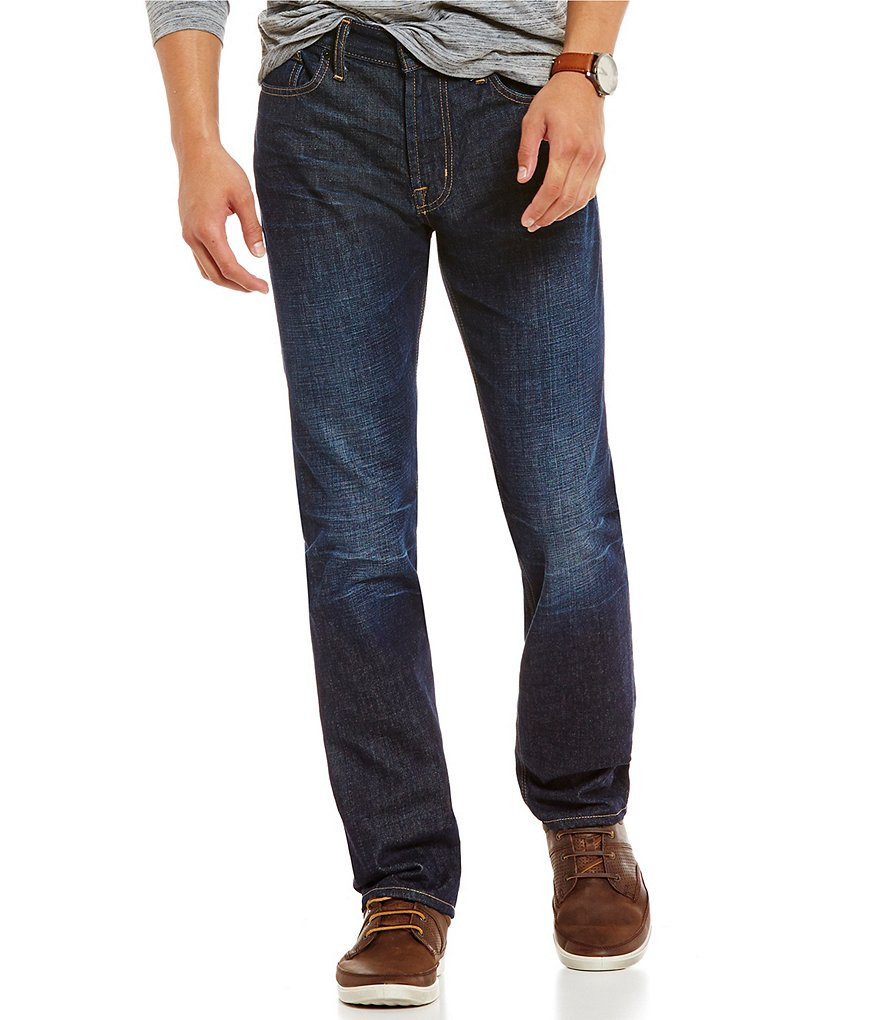 Big Star Division Slim Straight Fit Jeans