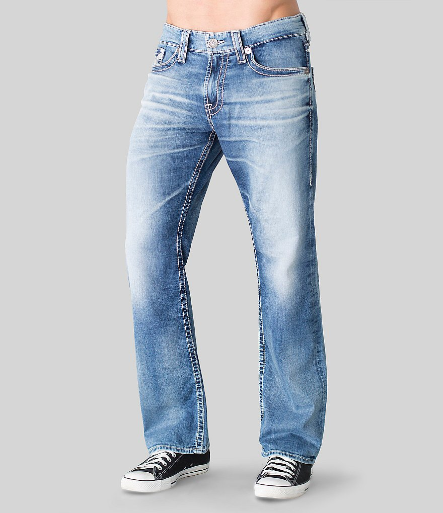 Big Star Union Straight-Fit Jeans