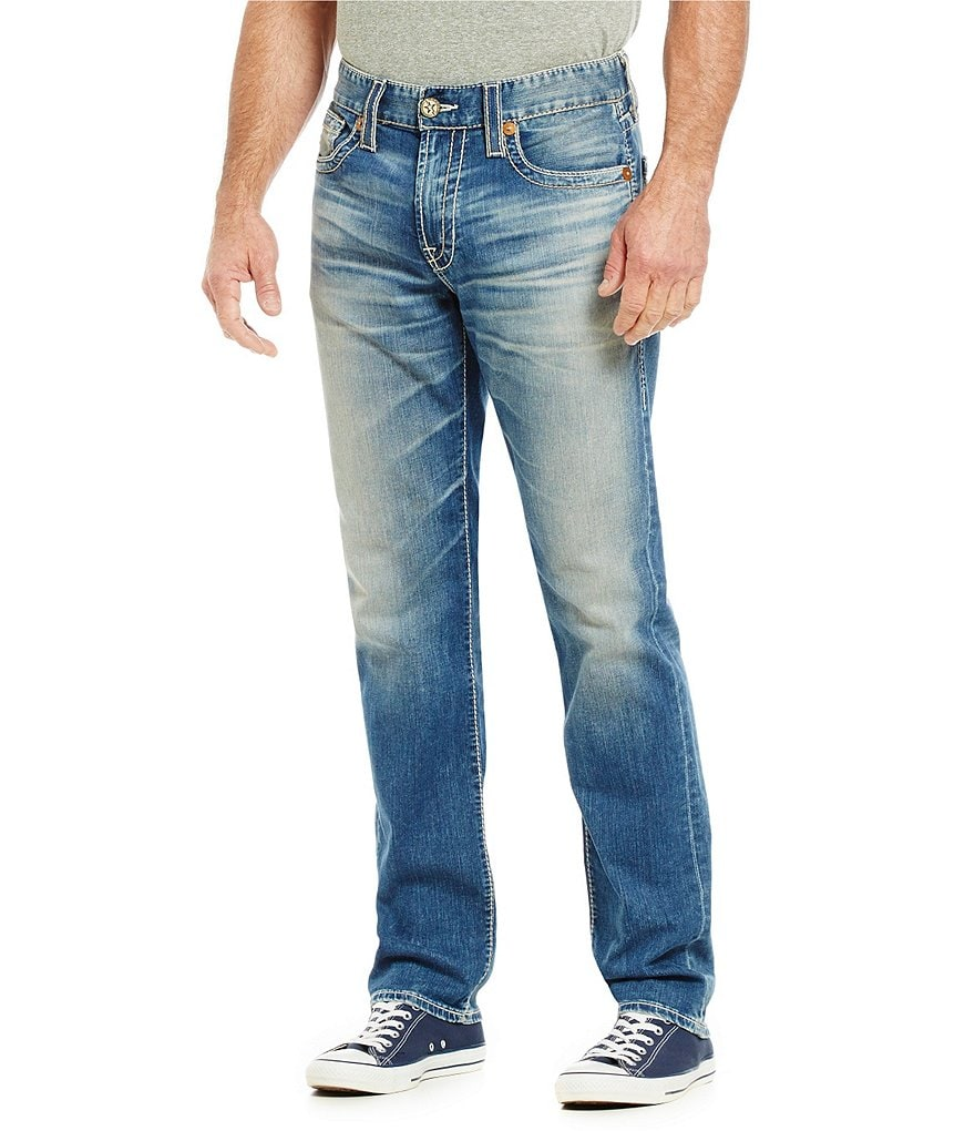 Big Star Venture Slim Straight Jeans