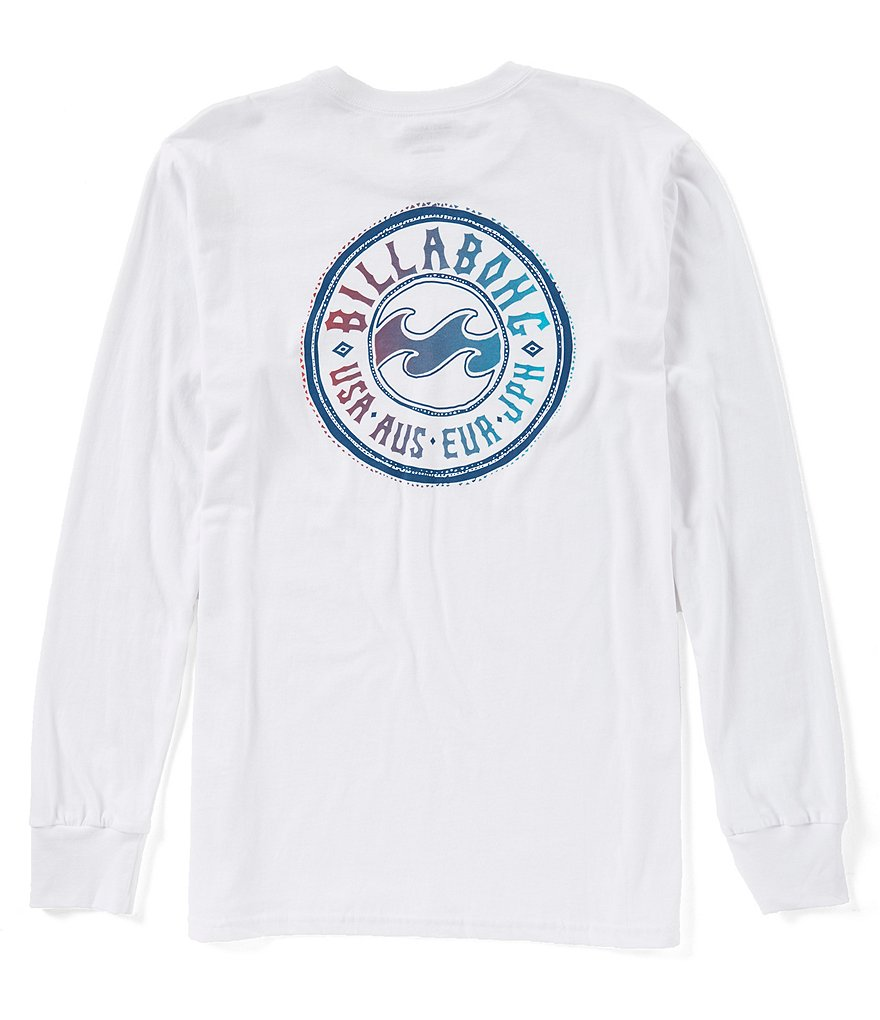 Billabong Flip Long-Sleeve T-Shirt