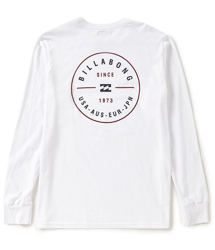 Billabong Rotor Long-Sleeve T-Shirt