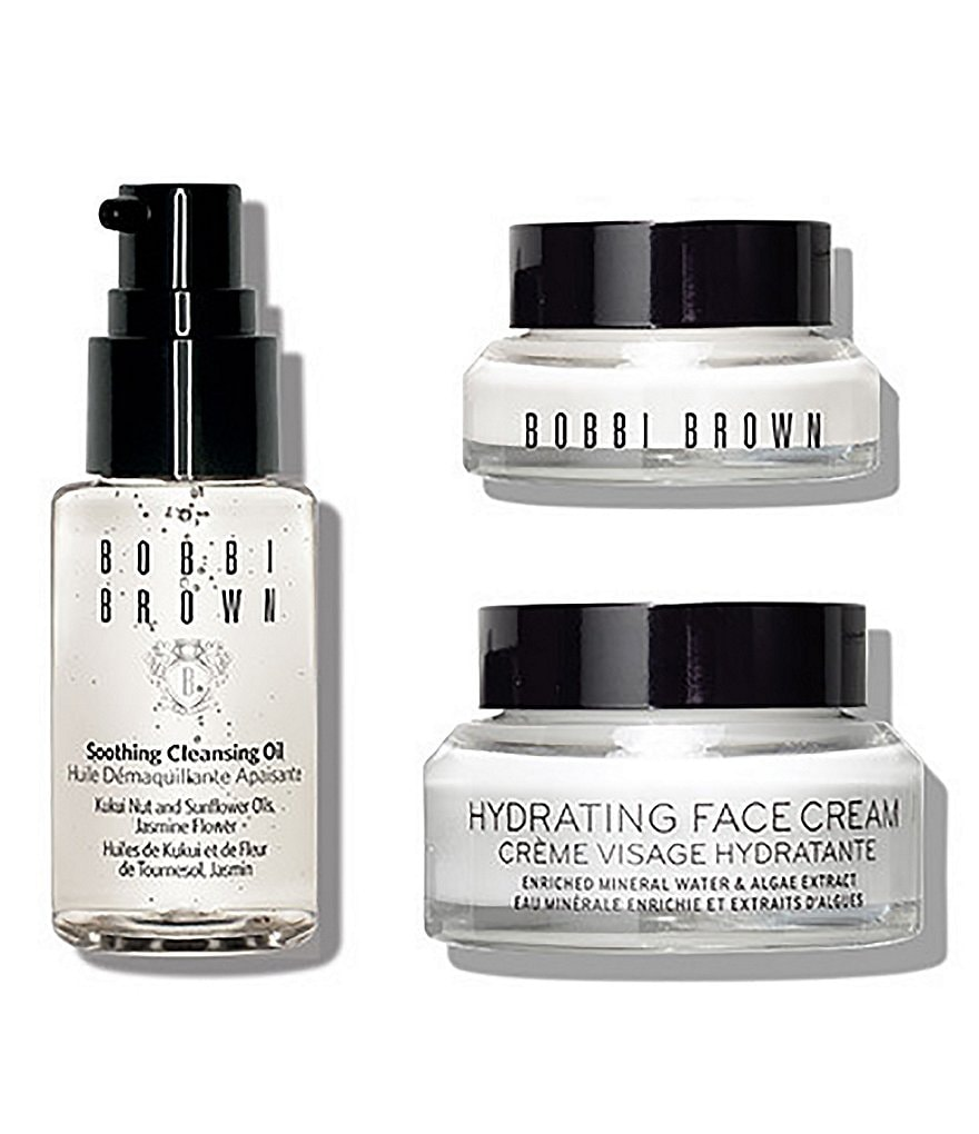Bobbi Brown Limited-Edition Instant Hydration Skincare Trio