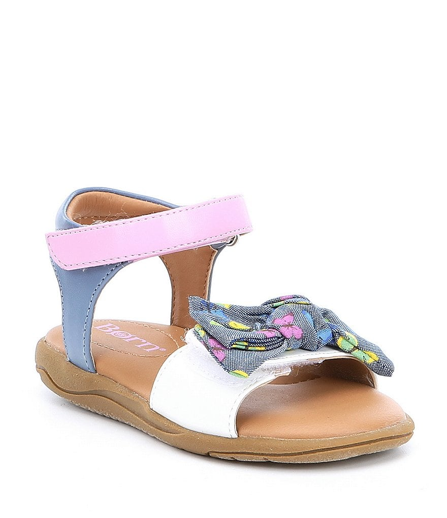 Born Girls' Leah Newbow-T Sandals