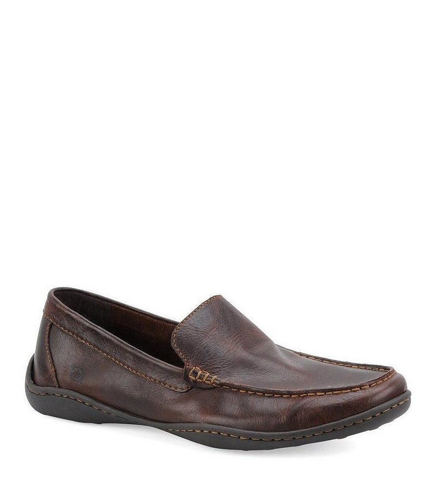 Born Harmon Casual Slip-On Loafers