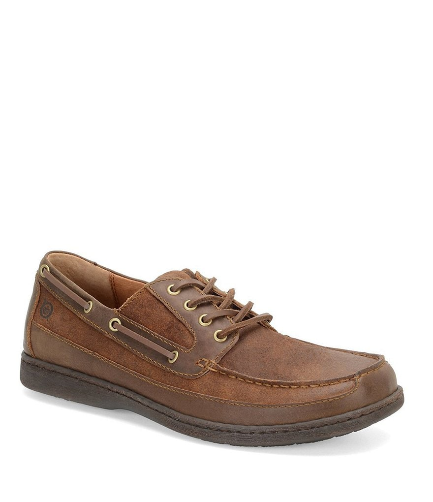 Born Men´s Harwich Boat Shoes