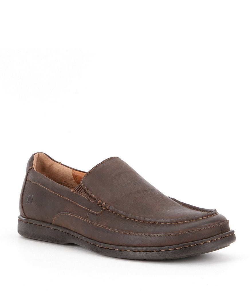 Born Men's Polo Casual Leather Loafers