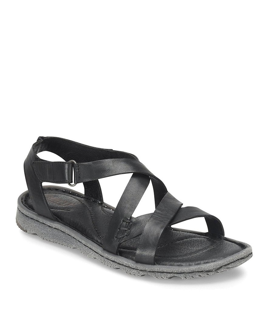 Born Trinidad Leather Sandals