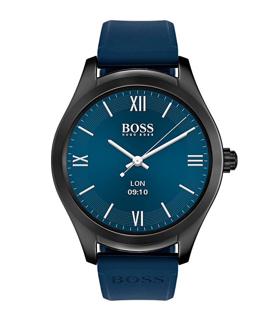 BOSS Hugo Boss Touch SmartWatch with Interchangeable Straps