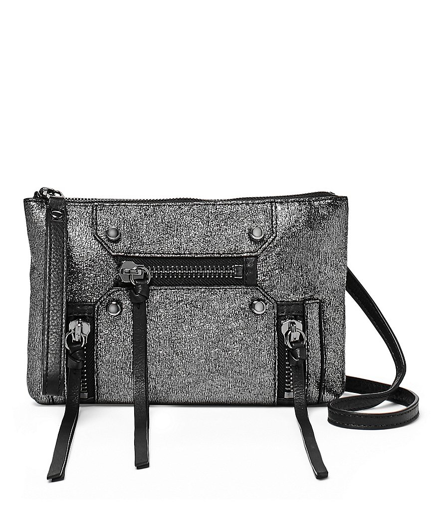 Botkier Logan Convertible Cross-Body Deluxe Leather Wristlet