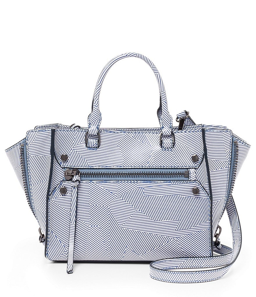 Botkier Logan Embossed Leather Mini Tote