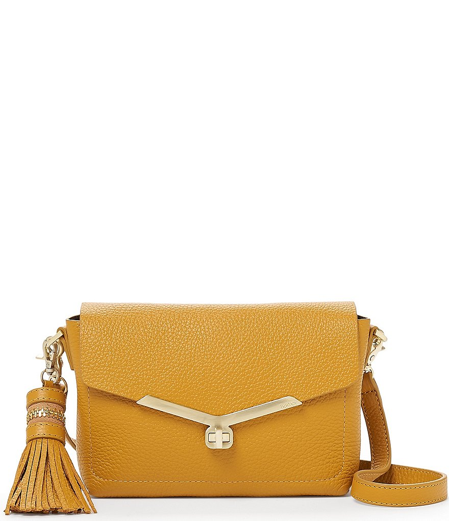 Botkier Vivi Tasseled Cross-Body Bag
