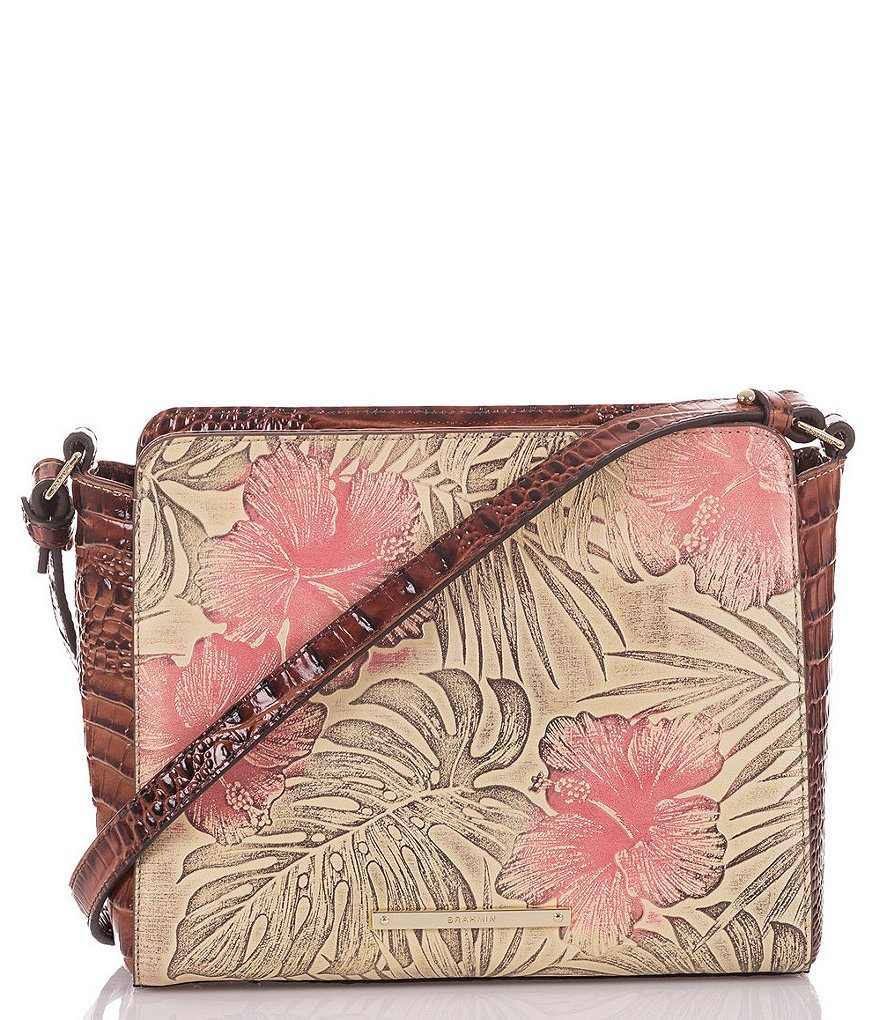 Brahmin Amina Collection Carrie Cross-Body Bag
