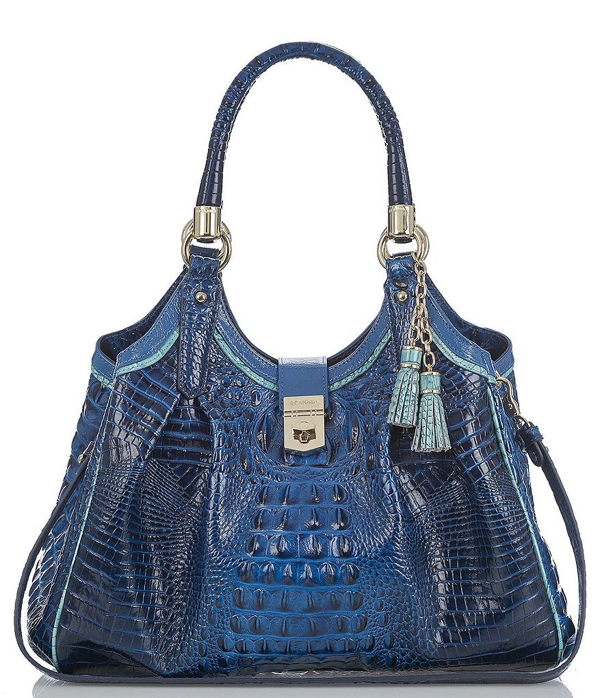Brahmin Argan Collection Elisa Hobo Bag