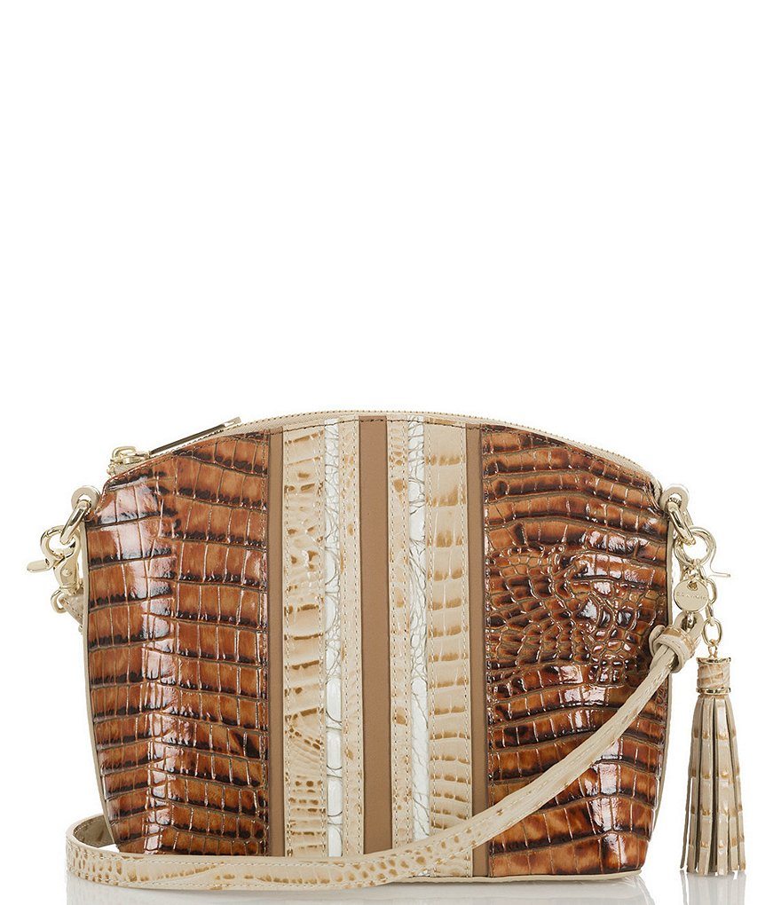 Brahmin Koubba Collection Mini Duxbury Cross-Body Bag