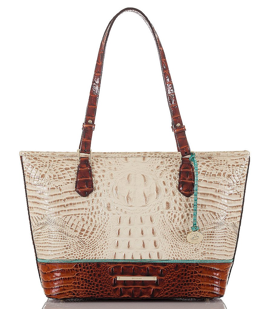 Brahmin Macaw Collection Medium Asher Tote