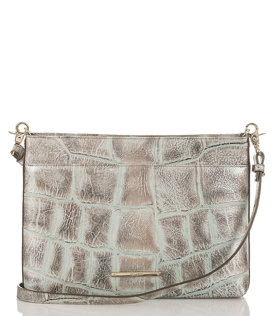 Brahmin Majorelle Collection Remy Cross-Body Bag