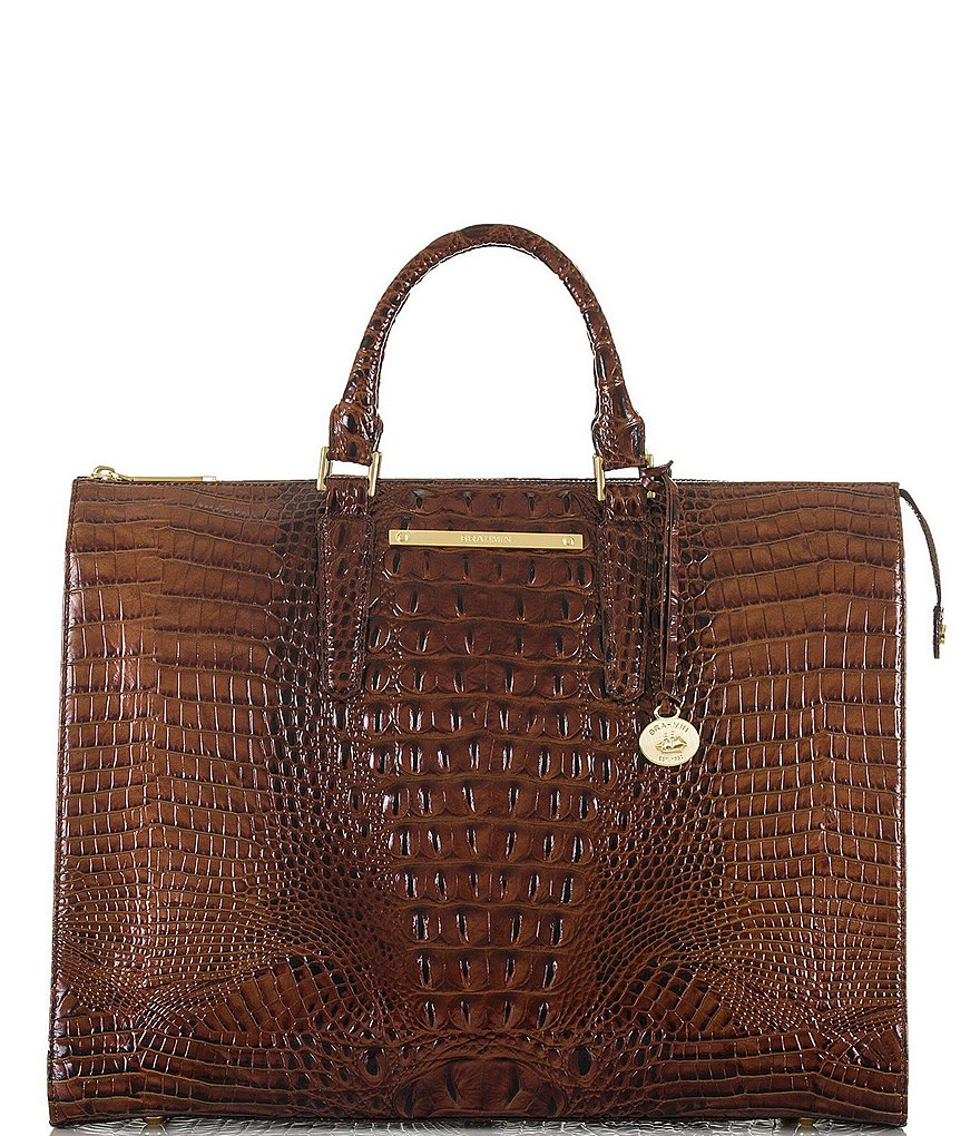 Brahmin Melbourne Collection Laptop Business Tote