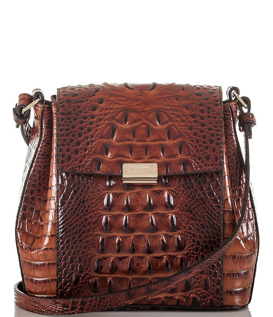 Brahmin Melbourne Collection Margo Cross-Body Bag