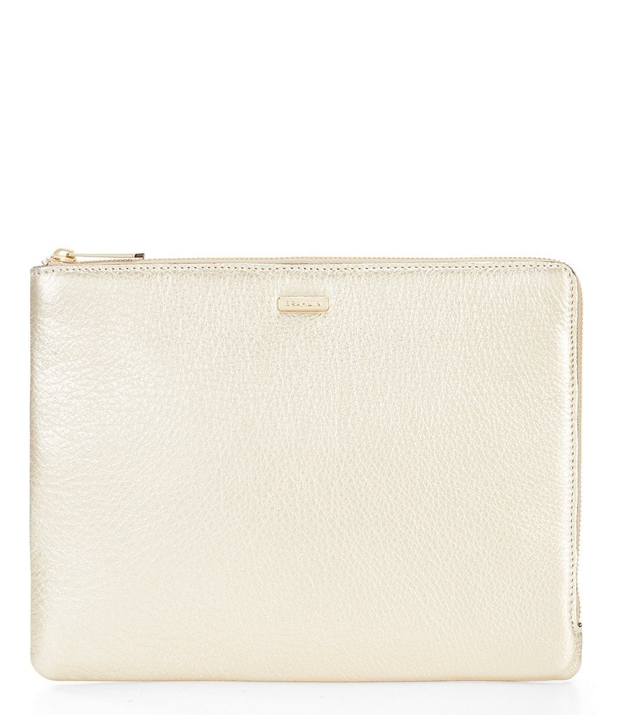 Brahmin Moonlit Collection Metallic Rory Tech Clutch