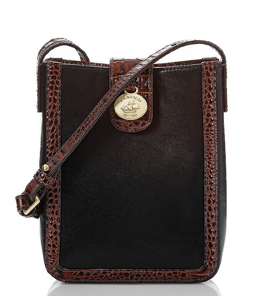 Brahmin Quincy Collection Marley Cross-Body Bag
