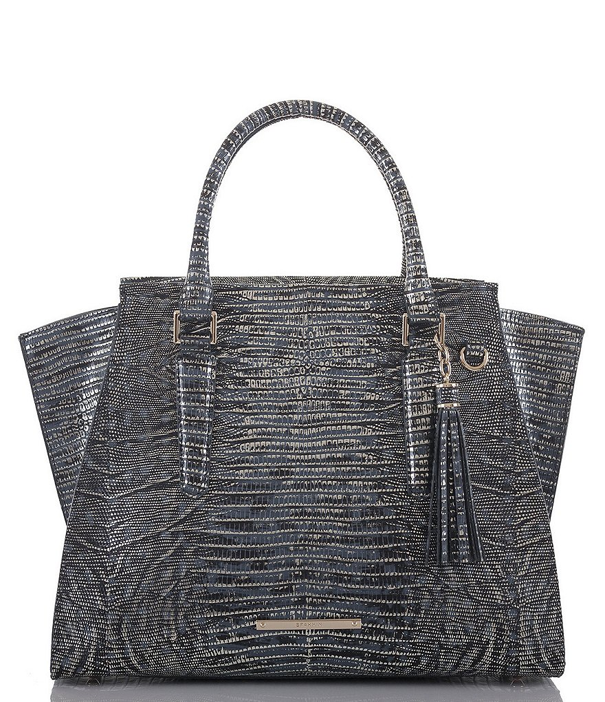 Brahmin Salvador Collection Priscilla Satchel