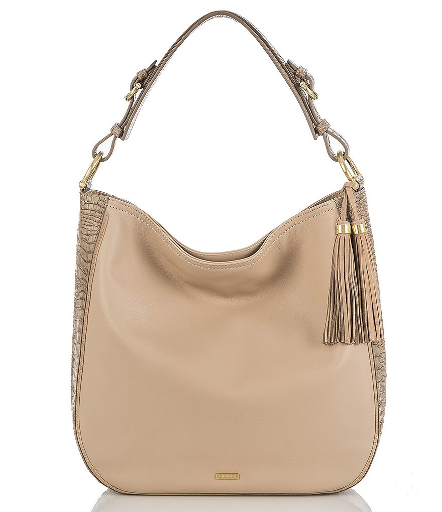 Brahmin Sedona Collection Eva Hobo Bag