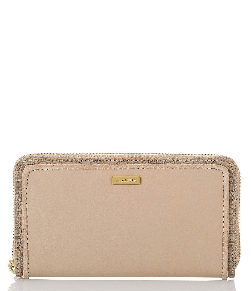 Brahmin Sedona Collection Suri Wallet