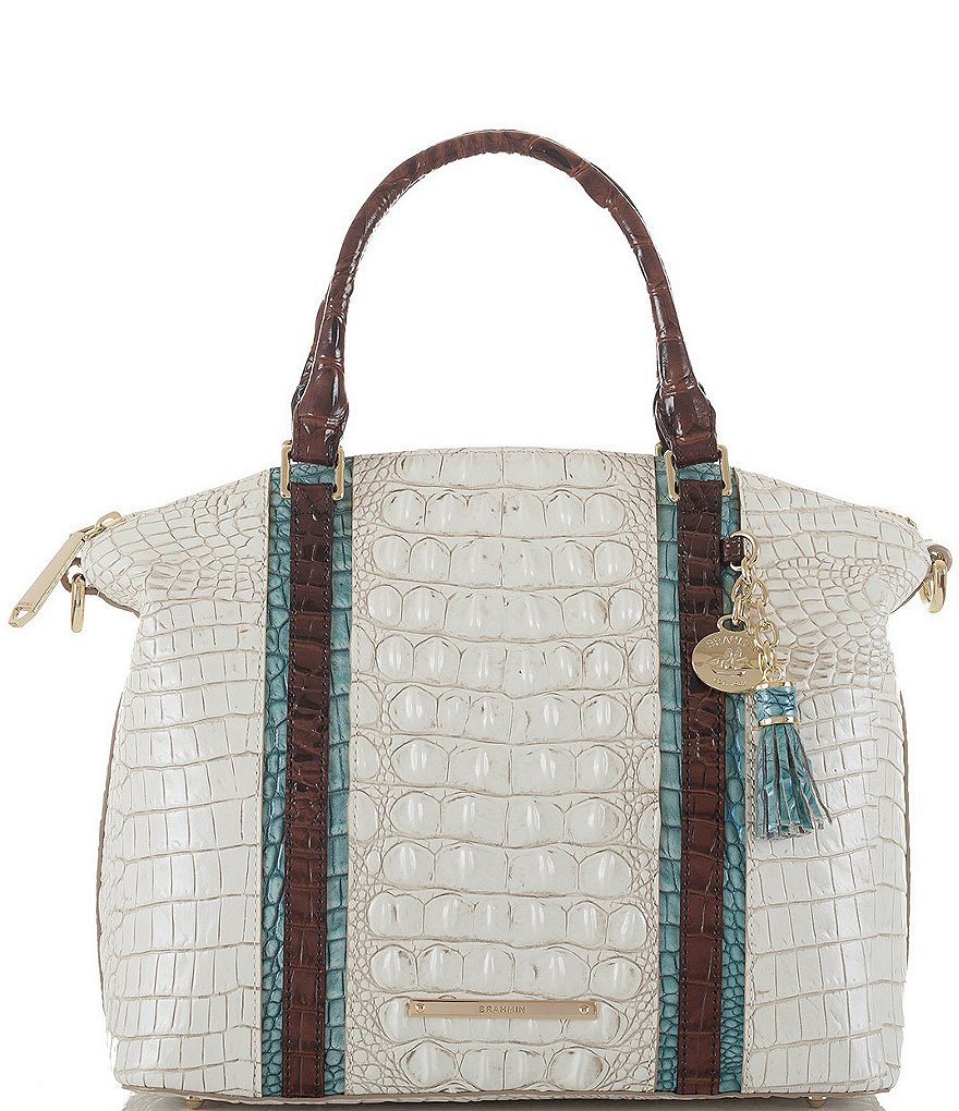 Brahmin Soroya Collection Duxbury Satchel